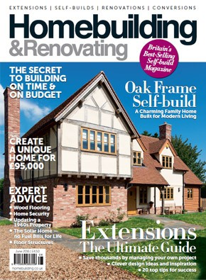 Homebuilding & Renovating Magazine Subscription