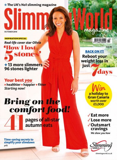 Slimming World Magazine Subscription