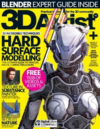 3D Artist Magazine Subscription