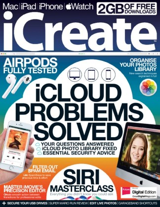 iCreate Magazine Subscription