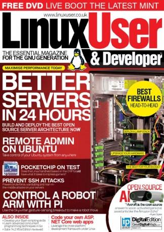 Linux User & Developer Magazine Subscription