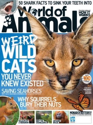 World of Animals Magazine Subscription