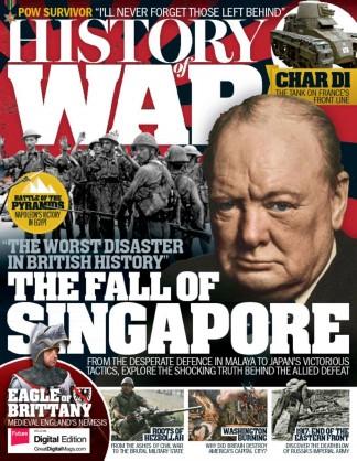 History of War Magazine Subscription