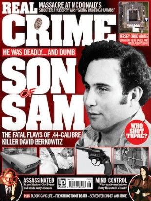 Real Crime Magazine Subscription