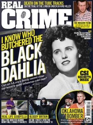 Real Crime Magazine Subscription