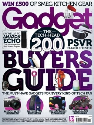 Gadget Magazine Subscription