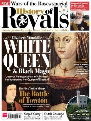 History of Royals Magazine Subscription