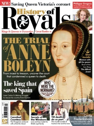 History of Royals Magazine Subscription
