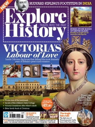 Explore History Magazine Subscription
