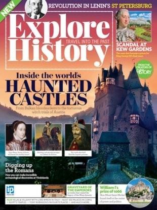 Explore History Magazine Subscription