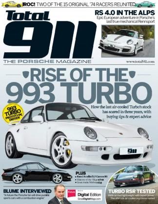Total 911 Magazine Subscription