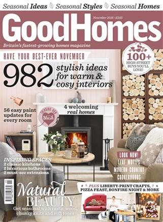 Good Homes Magazine Subscription