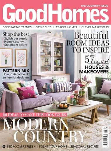 Magazines Home And Garden Good Homes Magazine Subscription