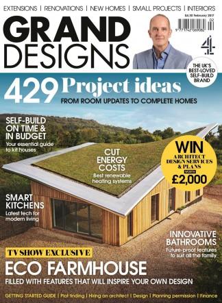 Grand Designs Magazine Subscription