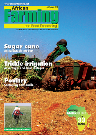 African Farming and Food Processing Magazine Subscription