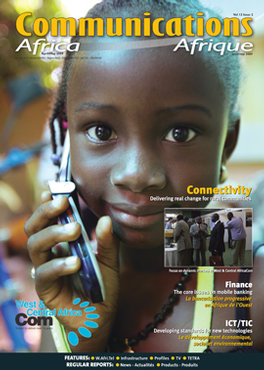 Communications Africa Magazine Subscription