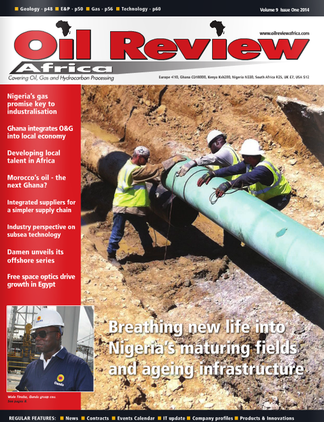 Oil Review Africa Magazine Subscription