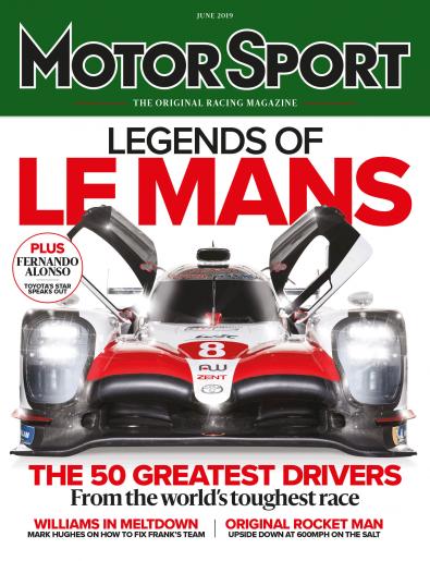 MotorSport Magazine Subscription
