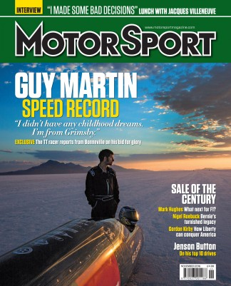 MotorSport Magazine Subscription