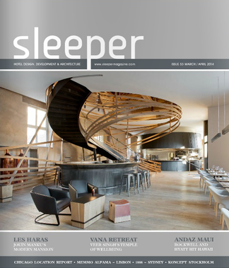 Sleeper Magazine Subscription