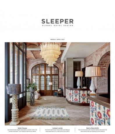 Sleeper Magazine Subscription