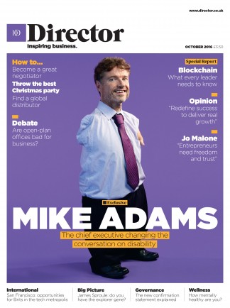 Director Magazine Subscription