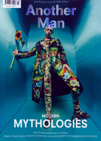 Another Man Magazine Subscription