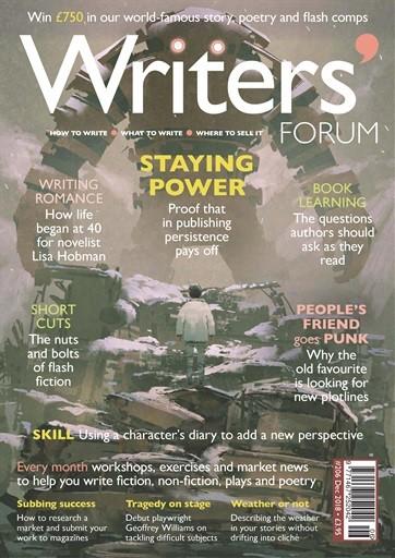Writers Forum Magazine Subscription