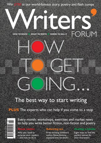 Writers Forum Magazine Subscription