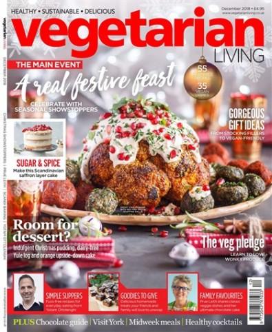 Vegetarian Living Magazine Subscription