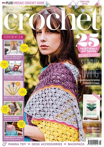 Inside Crochet Magazine Subscription