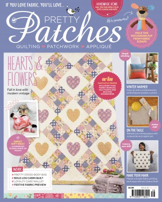 Pretty Patches Magazine Subscription