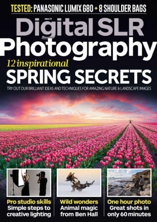 Digital SLR Photography Magazine Subscription