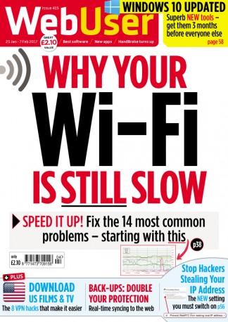 Web User Magazine Subscription