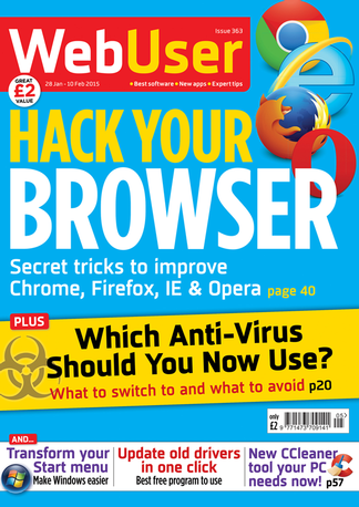 Web User Magazine Subscription