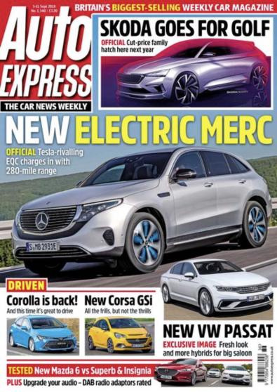 Auto Express Magazine Subscription