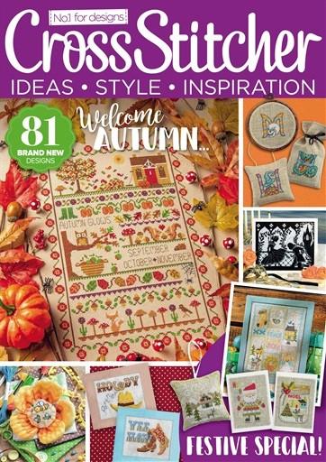 Cross Stitcher Magazine Subscription