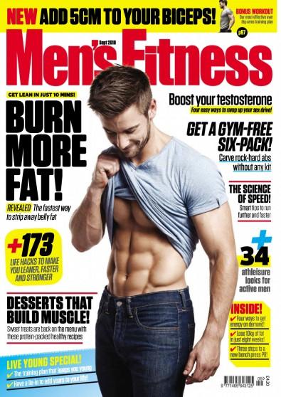 Men's Fitness Magazine Subscription