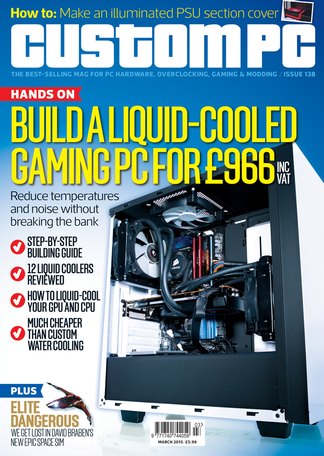 Custom PC Magazine Subscription