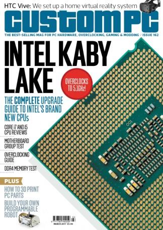 Custom PC Magazine Subscription