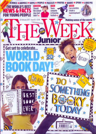 The Week Junior Magazine Subscription