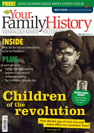 Your Family History Magazine Subscription