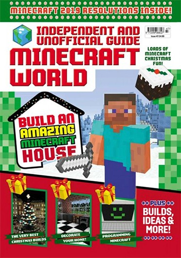 Minecraft World Magazine Subscription