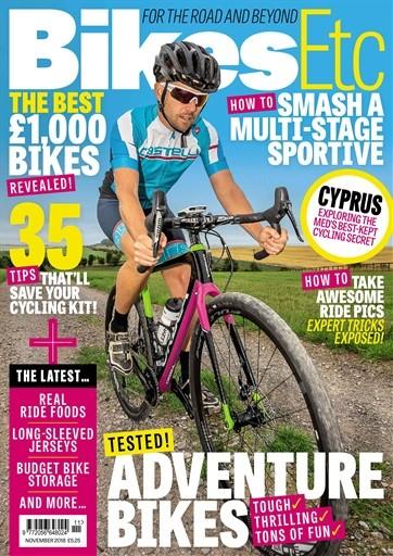 BikesEtc Magazine Subscription