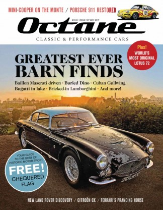 Octane Magazine Subscription
