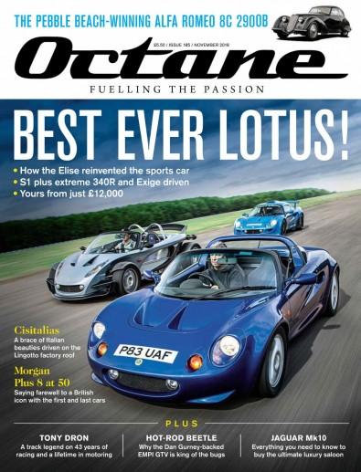 Octane Magazine Subscription