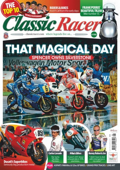 classic racer magazine subscription whsmith