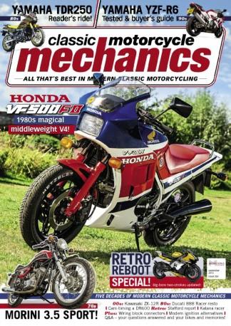 Classic Motorcycle Mechanics Magazine Subscription
