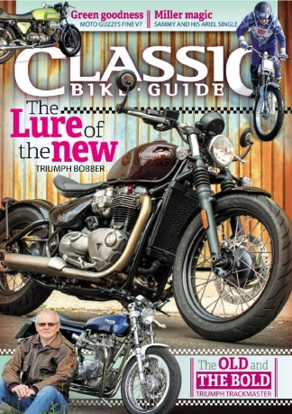 Classic Bike Guide Magazine Subscription