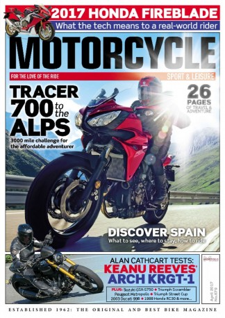 Motorcycle Sport & Leisure Magazine Subscription